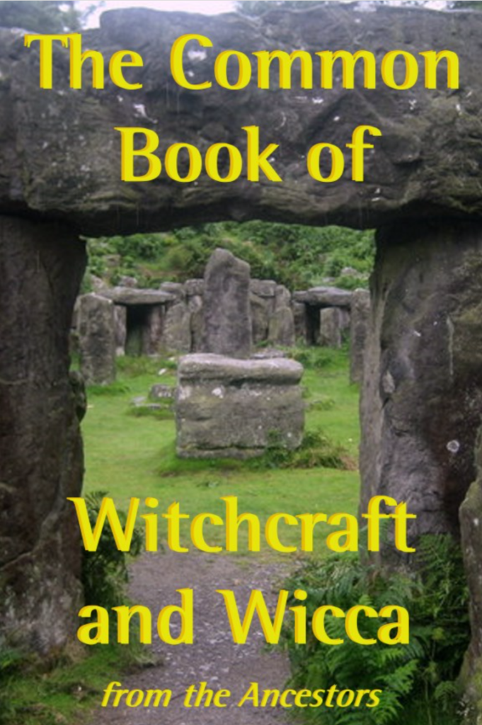 The Common Book of Witchcraft and Wicca (PDF) | WitchGrotto com